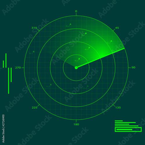 Photo Radar localization