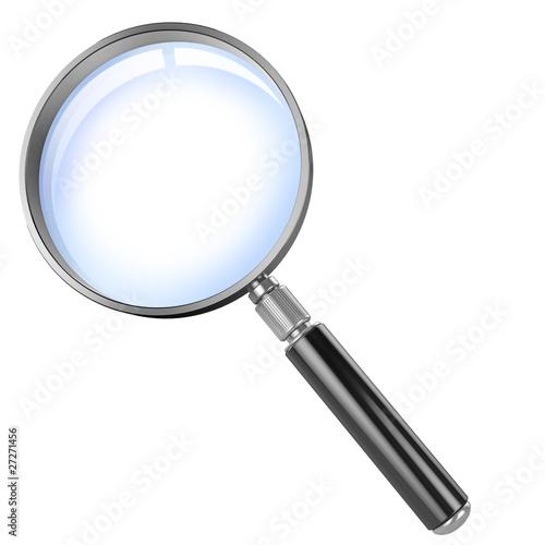 Fotografie, Tablou  magnifier