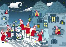 New Year's Fairy Tale