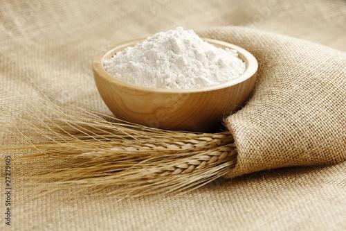 Fotografie, Obraz farina grano