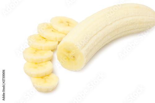 Plasterki banana