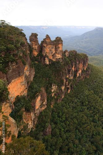 Deurstickers Australië Three Sisters