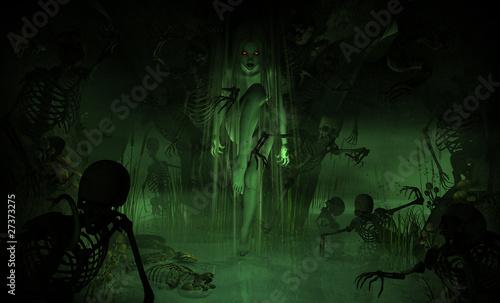 Fotografía Swamp Witch
