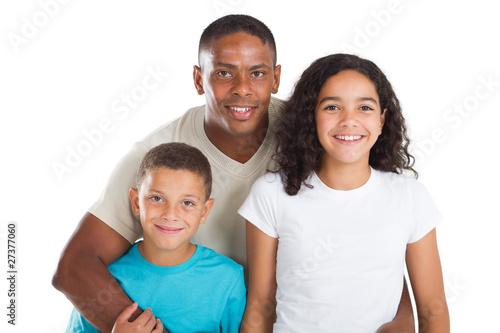 Fotografía  happy indian family