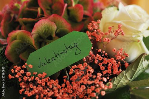 Fotografie, Obraz  Liebe, Blumen