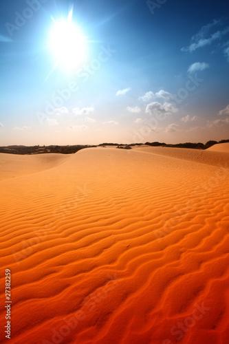 Papiers peints Desert de sable desert
