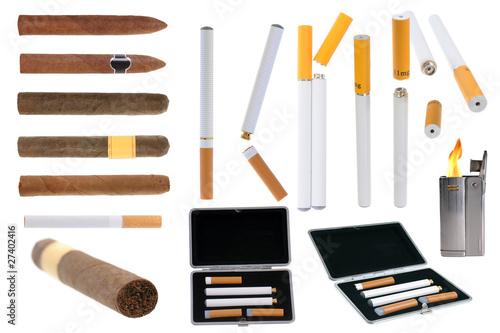 Plakaty o nałogach wyroby-tytoniowe-i-elektroniczny-papieros