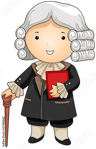 Fotografija  French Judge