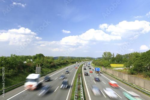 Fotomural Autobahn
