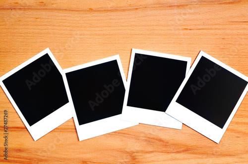 Fotografie, Obraz  Polaroids