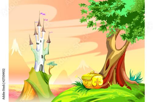 Poster Castle Princess Castle