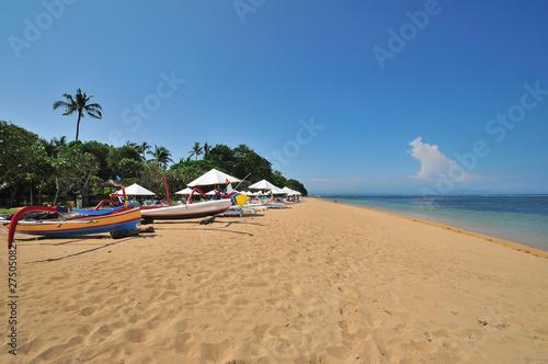 Foto op Aluminium Bali bali sanur beach