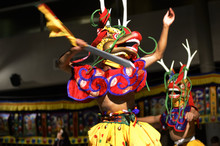 Lama Dance - The Kingdom Of Bh...