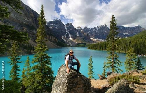 Valokuva  rocky mountains