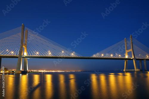 Photo  Ponte Vasco da Gama