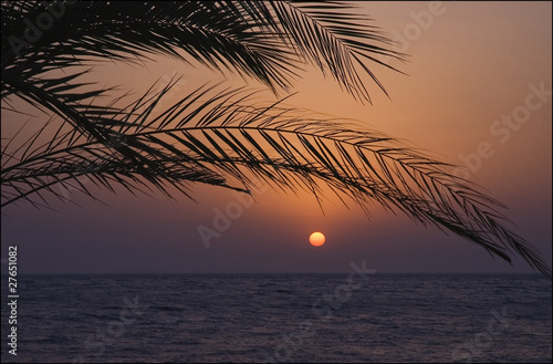 Fototapeta wschód słońca 3 obraz