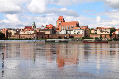 Fotomural Poland - Torun