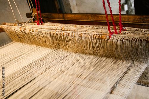 Fotografie, Obraz  Chinese Loom