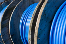 Industrial Cable Spool