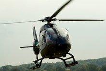 Closeup Of The Landing EC-120 ...