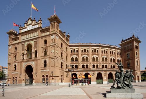 In de dag Madrid Las Ventas. Madrid