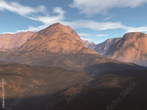 Foto auf Gartenposter Gebirge Gebirge