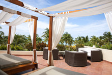 Outdoor Beds In The Caribbean