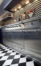 Dettaglio Di Cucina Design, Super Moderna, Roba Che Spacca
