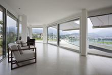 Salotto Design Con Molte Fines...