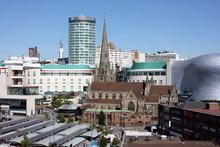Birmingham Skyline, Birmingham...