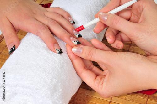 Perfekte Nagel Kaufen Sie Dieses Foto Und Finden Sie Ahnliche
