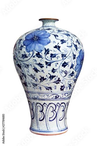 Fotografie, Obraz  porcelain vase