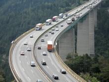 Alpentransit - Güterverkehr