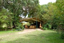 Masai Mara Safari Camp Lounge
