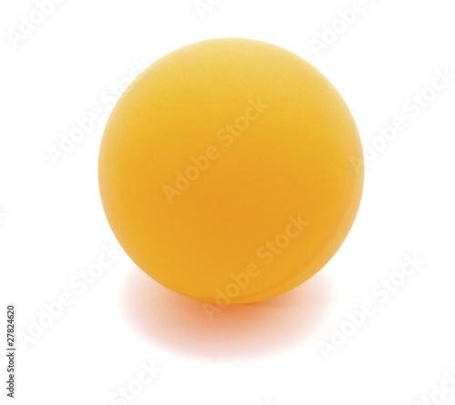 In de dag Bol Ping pong ball