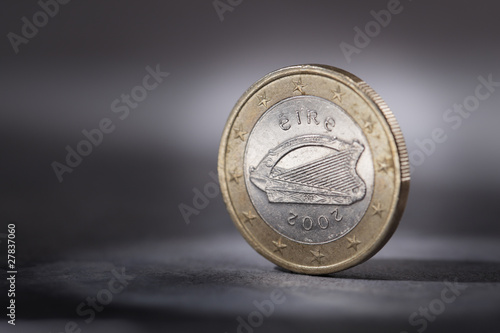 Fotografia  Irish Euro