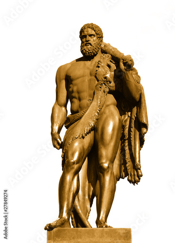 Photo  Hercules - mythological hero