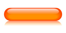 ORANGE BUTTON (orange Template Web Internet Blank Go Click Here)
