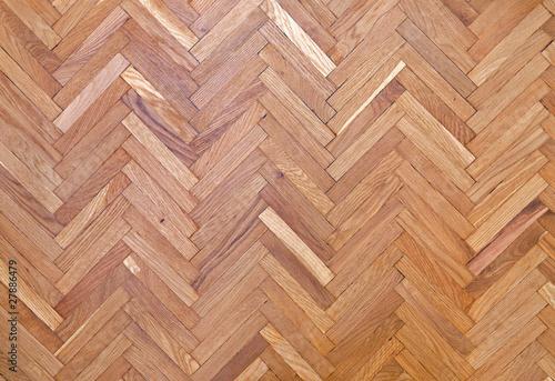 Obraz natural oak parquet - fototapety do salonu
