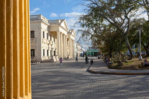 Photo  Place de Santa Clara - Cuba