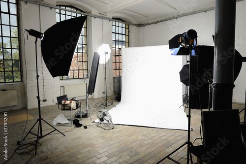 Obraz Fotostudio Loft - fototapety do salonu