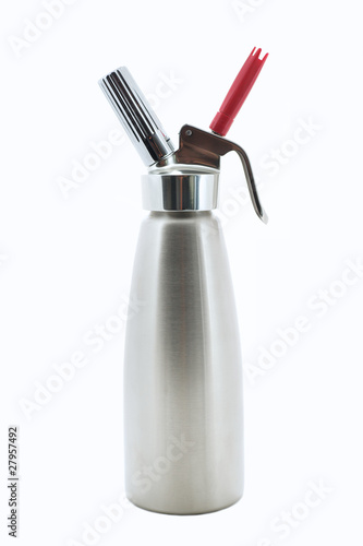 Photo  Stainless Steel Whipped Cream Dispenser