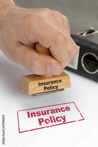 Fototapety, obrazy: Insurance Policy