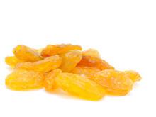 Close-up Raisins (sultana)