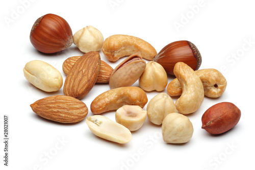 Fotografie, Obraz  Mixed Nut