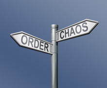 Road Sign Order Chaos