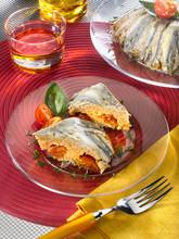 Tarte Aux Sardines - Pie With ...