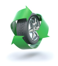 Recycled Tire