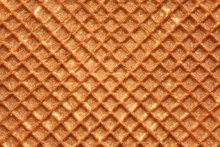 Closeup Of Wafer