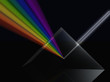 canvas print picture - Prism spectrum
